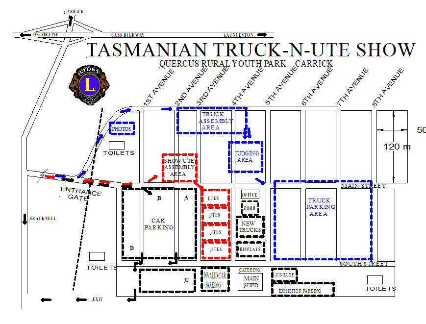 Site Map 2020